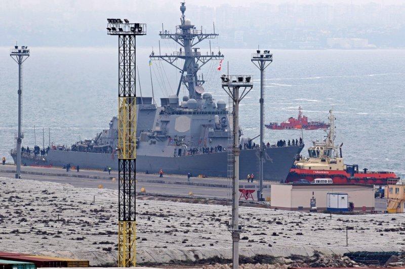 Американские ракеты Tomahawk уже в Одесском порту (ФОТО)
