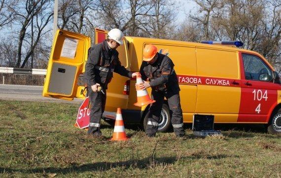 Вниманию одесситов: аварийная телефонная линия службы газа 104 временно не работает
