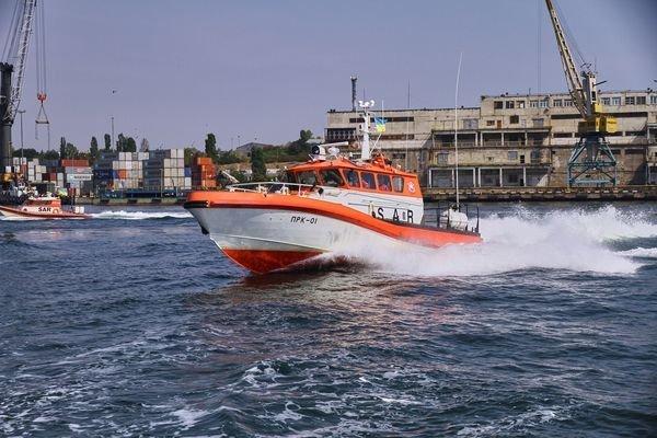 Состояние спасенного моряка удовлетворительное