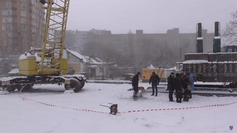 Охранника убили электродами для сварки (ВИДЕО)