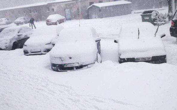 Прогноз погоды по Одессе и области на 19-23 января