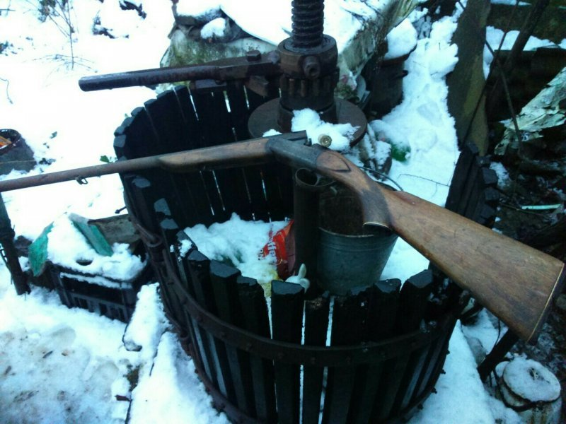 Эпидемия стрельбы переместилась в Одесскую область (ФОТО)
