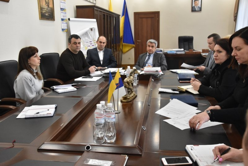 Аппаратное совещание Одесского облсовета завершилось… вакцинацией