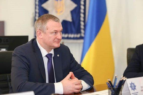 Глава Нацполиции прокомментировал резонансное задержание (ФОТО, ВИДЕО)