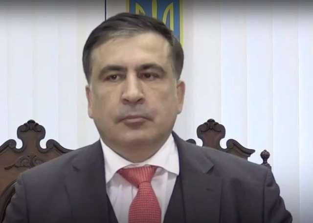 Саакашвили арестовали… на ночь