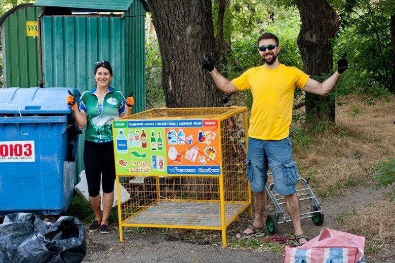 Раздельный сбор мусора: право или обязанность