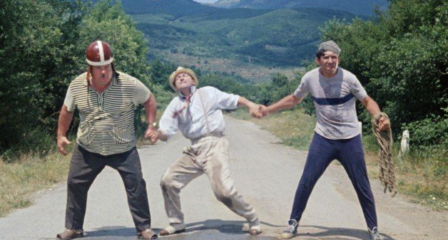 К 95-летию Леонида Гайдая «Интер» покажет лучшие комедии режиссера
