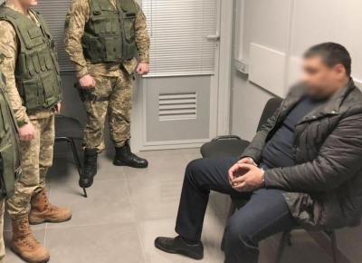 В Одессе задержали грузина, которого и Интерполе разыскивал Казахстан