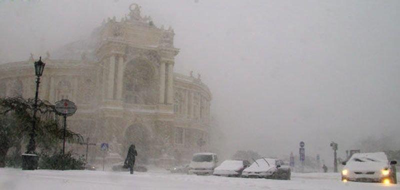 Для тех, кто не умеет работать, зима опять наступила неожиданно