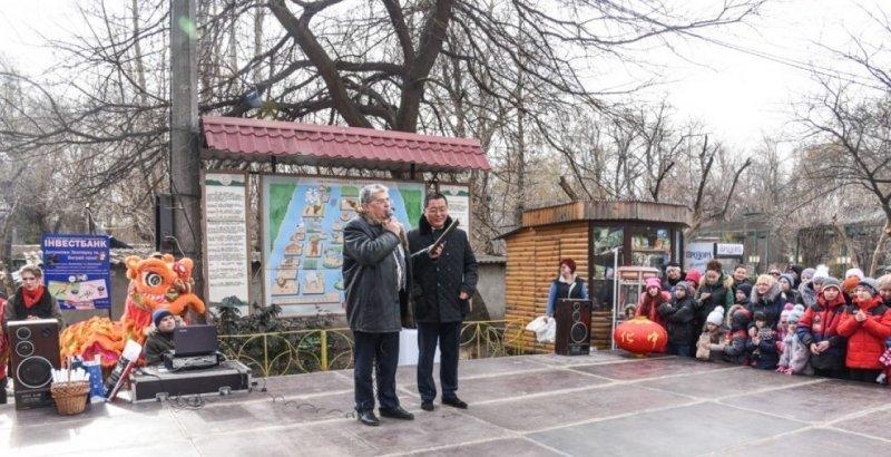 В Одесском зоопарке встретят Новый год