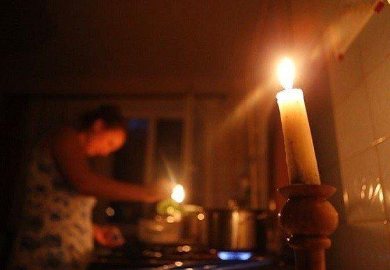 Плановое отключение электроэнергии в Одессе на 7 февраля