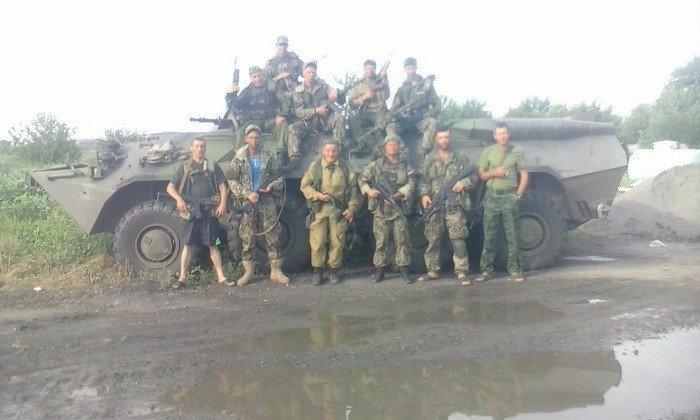 Одессит воевал у террористов в «ДНР»