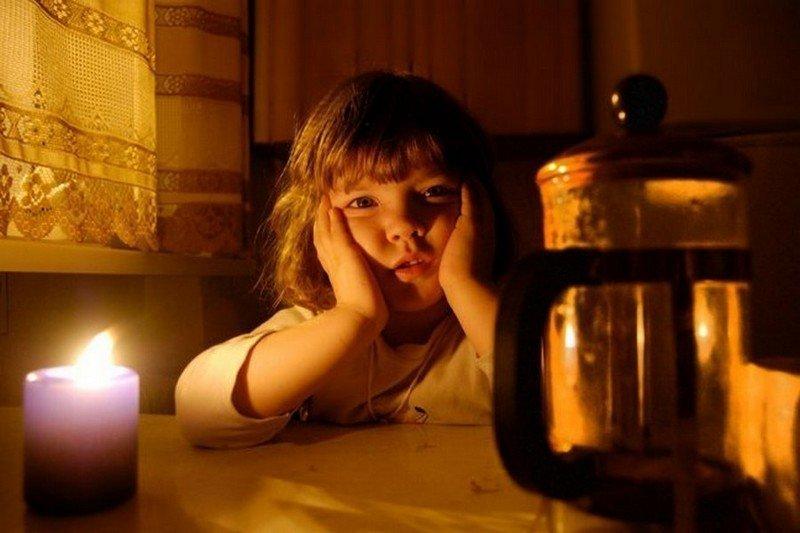 Часть Одессы осталась без света
