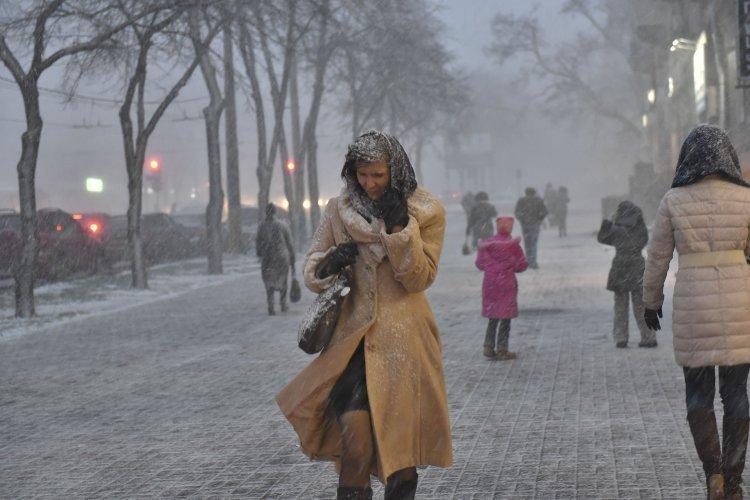 Прогноз погоды в Одессе и области на 14 февраля