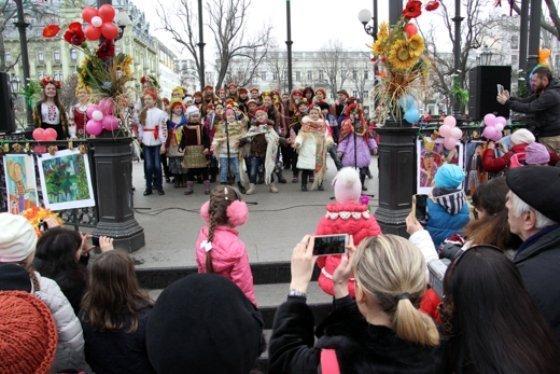 На выходные одесситов приглашают на концерт в честь Шаляпина, масленичные гуляния и мастер-класс по танцам