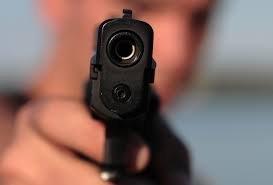 В центре города стреляли из пистолета