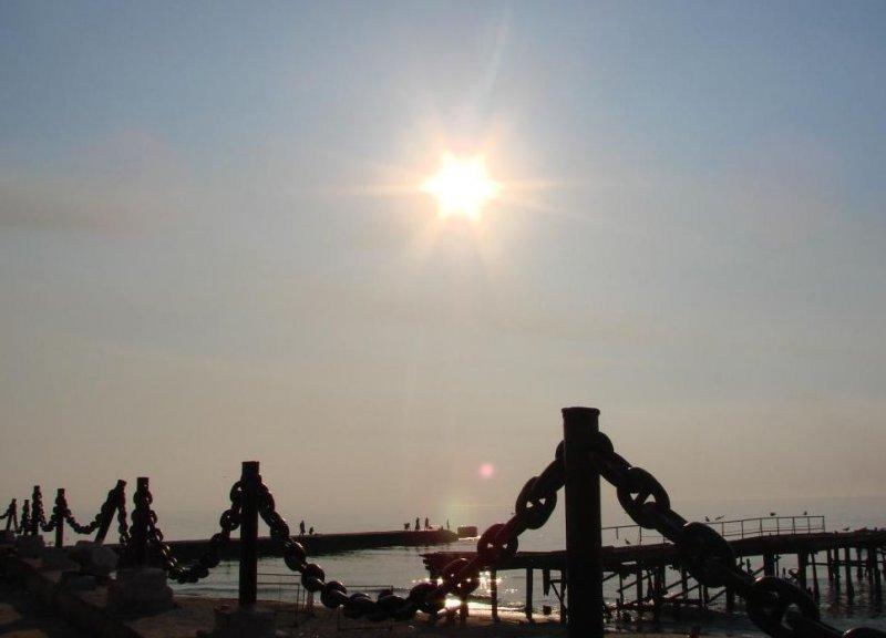 Завтра в Одессе будет солнечно
