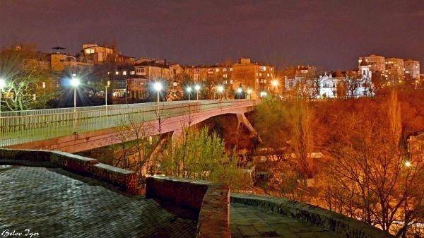 Тещин мост отметил полувековой юбилей (ФОТО)