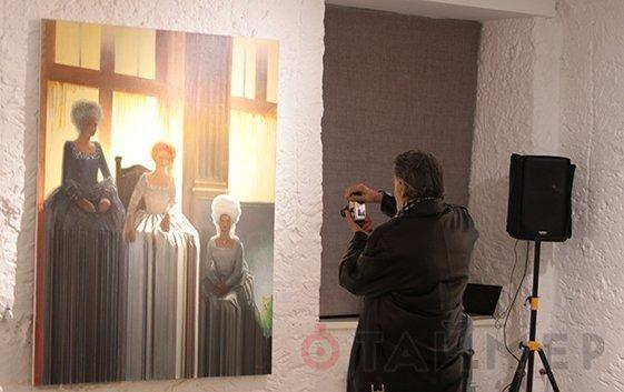 В Одессе открылась необычная выставка (ФОТО)