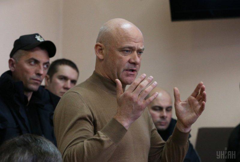 Прокуроры САП не добились изменения меры пресечения для Труханова