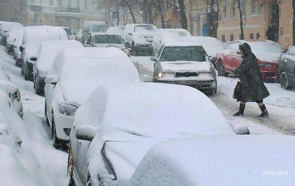 Одессу и область замело снегом, а Геннадий Труханов отстоял право быть мэром