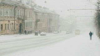 Завтра в Одессе и области разыграется метель