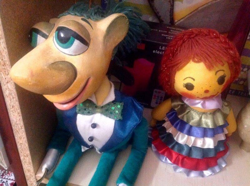 Как создают участников кукольной театральной труппы? (ВИДЕО)