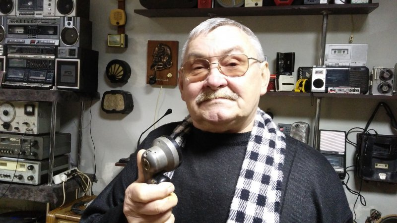 В Одесском музее звука открылась выставка микрофонов