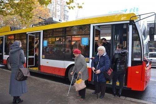 О транспорте в Одессе и не только…