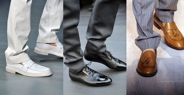 Стиль мужчины начинается с обуви