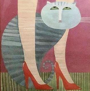 Горожан приглашают на выставку с котами и весенним настроением