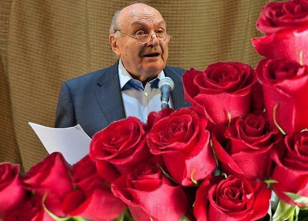 C днем рождения, Михаил Михайлович! (ВИДЕОКОНЦЕРТ)