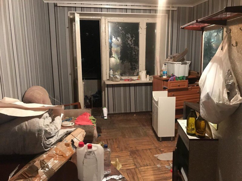 Парень превратил квартиру в нарколабораторию (ФОТО)