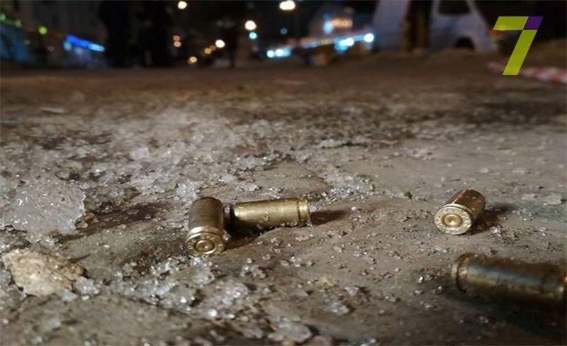 Полиция разыскивает стрелка с «Привоза»