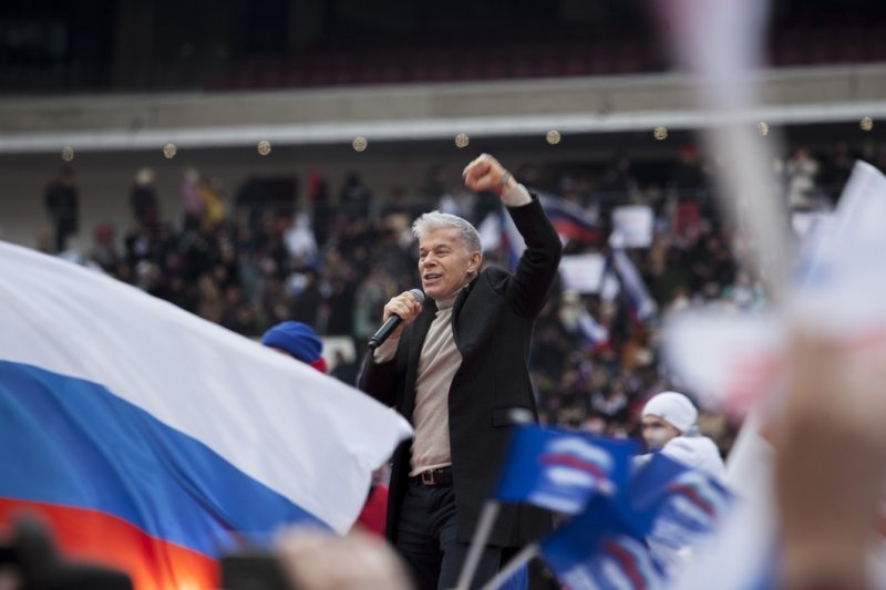 Песни про Путина. Выборам президента России посвящается (20 ВИДЕО)