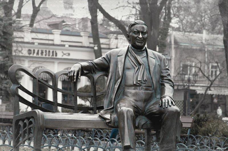 Памятник консулу Одессы