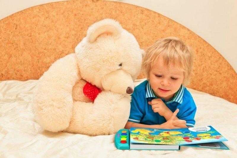 Читать или играть: новый формат детской книги