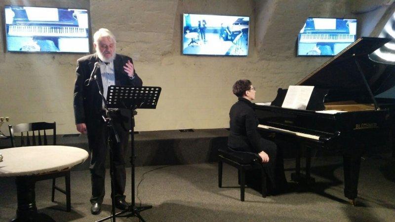 Премьера литературно-музыкальной композиции «Список памяти» состоялась в День освобождения Одессы от нацистских захватчиков