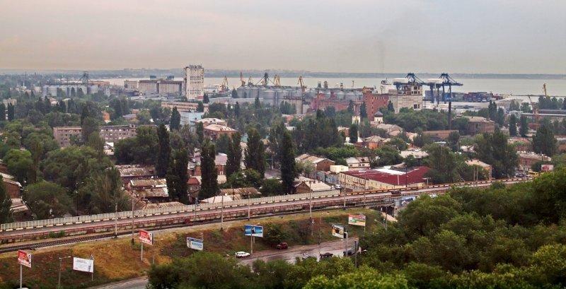 Можно ли сделать из промышленного района Одессы Рио-де-Пересыпь?