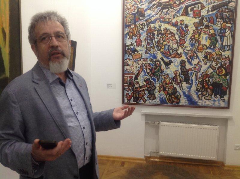 """Директор Музея современного искусства Одессы: """"Нам всем очень повезло"""""""