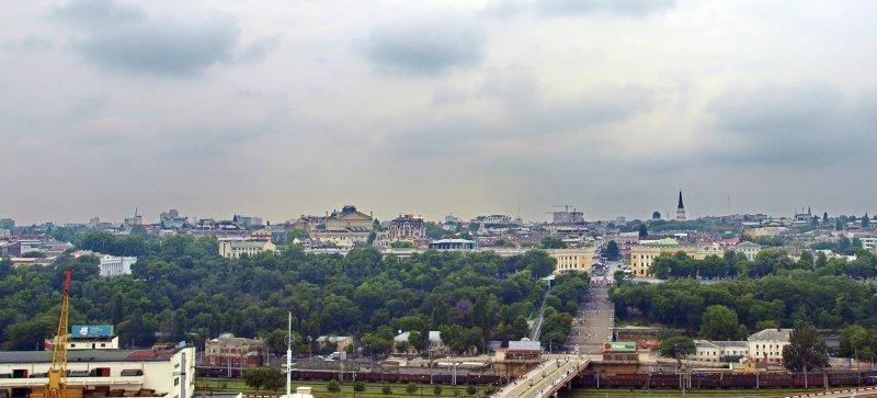 Приморский бульвар: как было и как стало