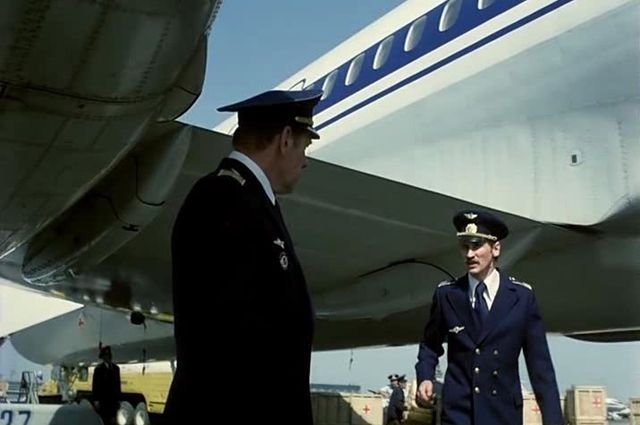 """Прототипами главных героев фильма """"Экипаж"""" были одесские летчики"""