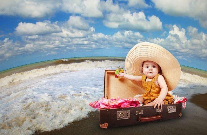 Что нужно знать о путешествиях с маленьким ребенком?