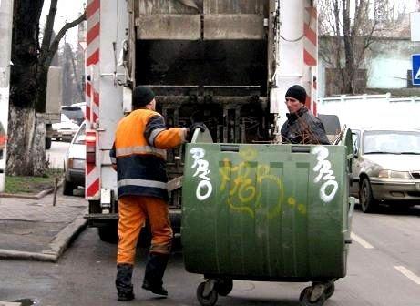 Вывоз мусора встанет в копеечку