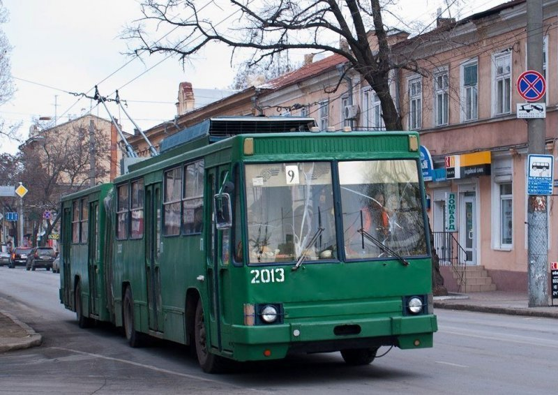 Как общественный транспорт в Одессе будет ездить на Пасху?