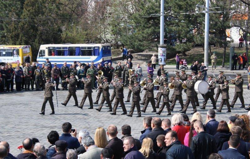 Сегодня одесситы пройдут маршем по улицам города и узнают больше об его освобождении