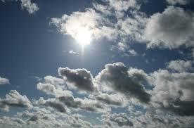 Погода. Небо затянет тучами