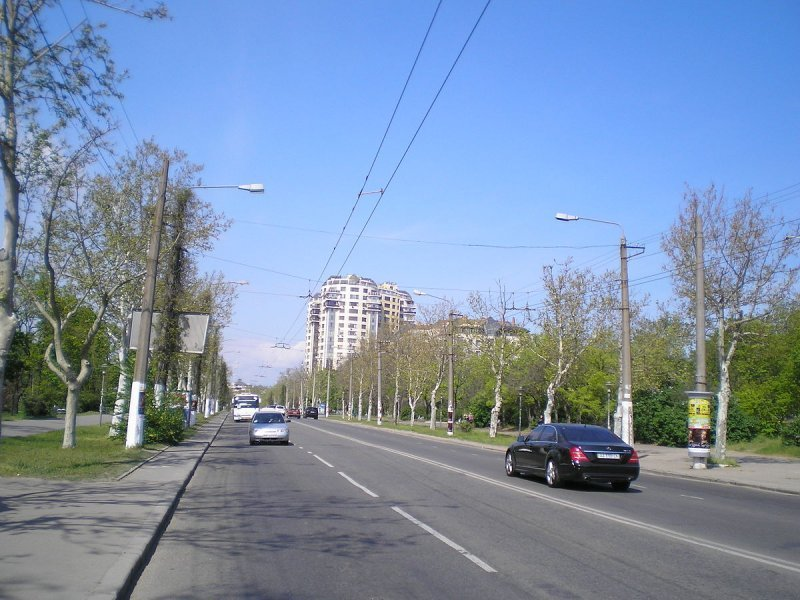 В субботу на участке проспекта Шевченко ограничат движение транспорта