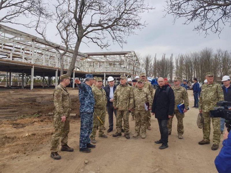 Чем удивит военный городок в Одесской области?