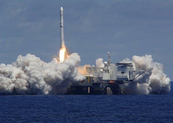 Ракетно-космическая отрасль должна стать одной из приоритетных в экономике Украины